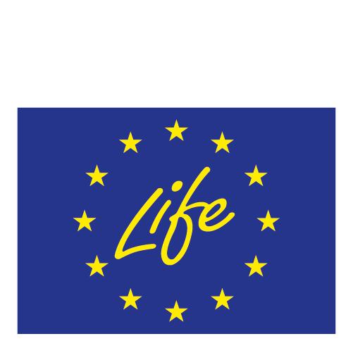 Logo do programa LIFE