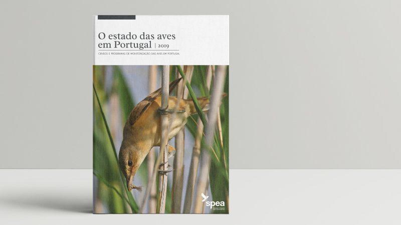 Relatório: Estado das Aves em Portugal 2019