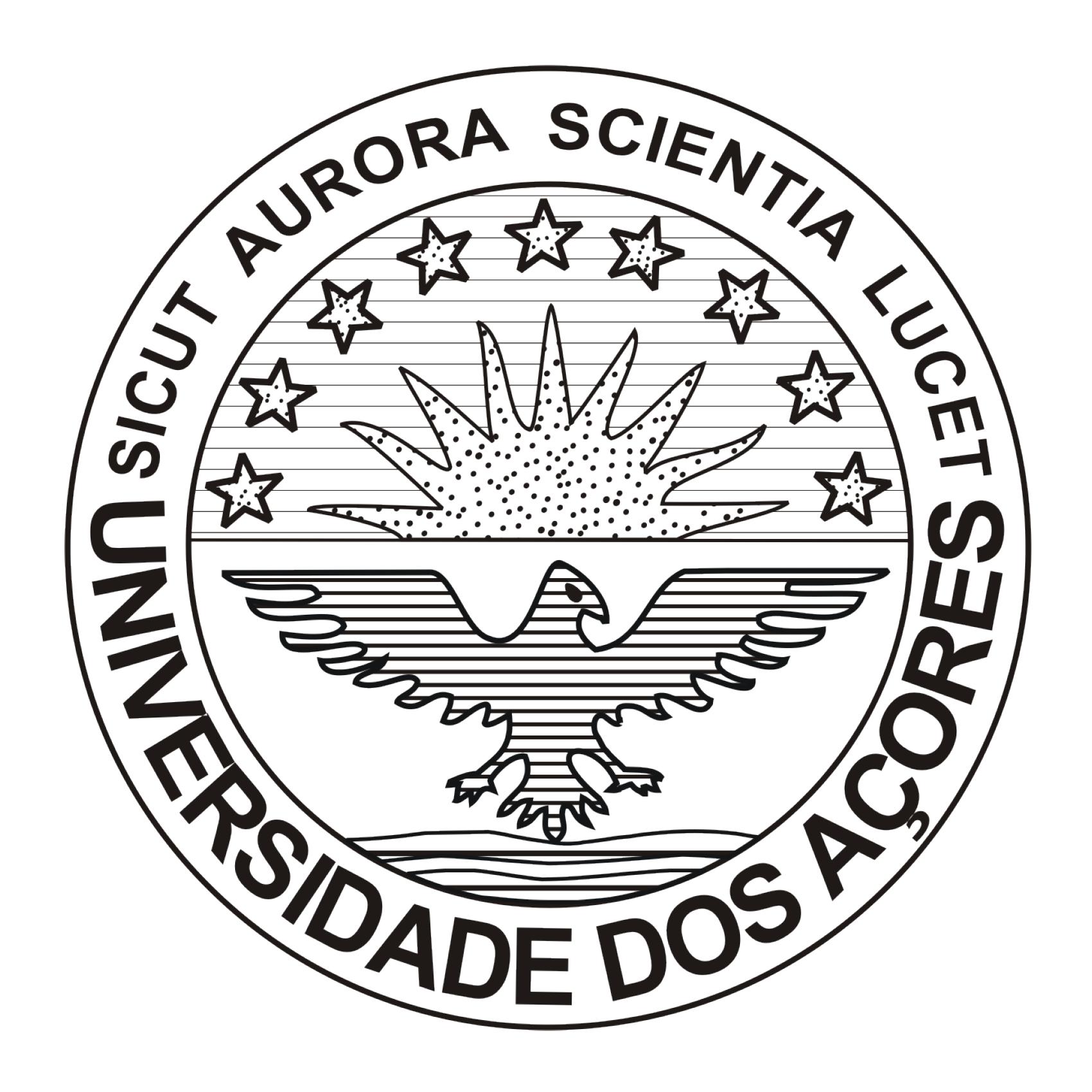 logo universidade dos Açores