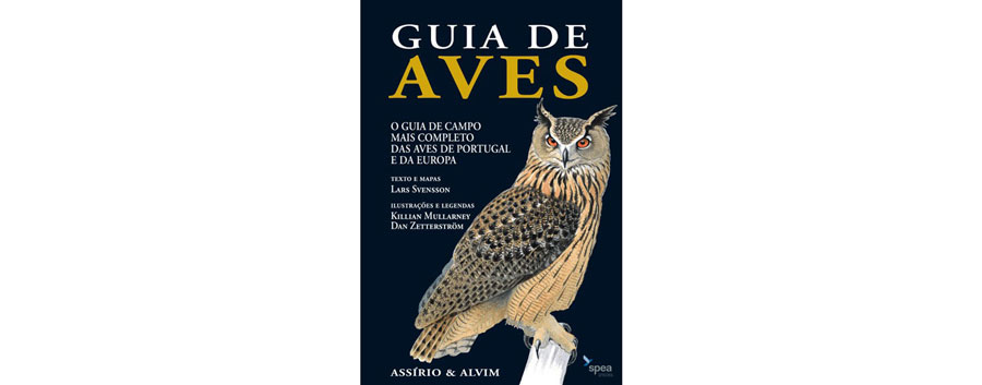Guia de Aves de Portugal e da Europa - 3.ª Edição (2017)