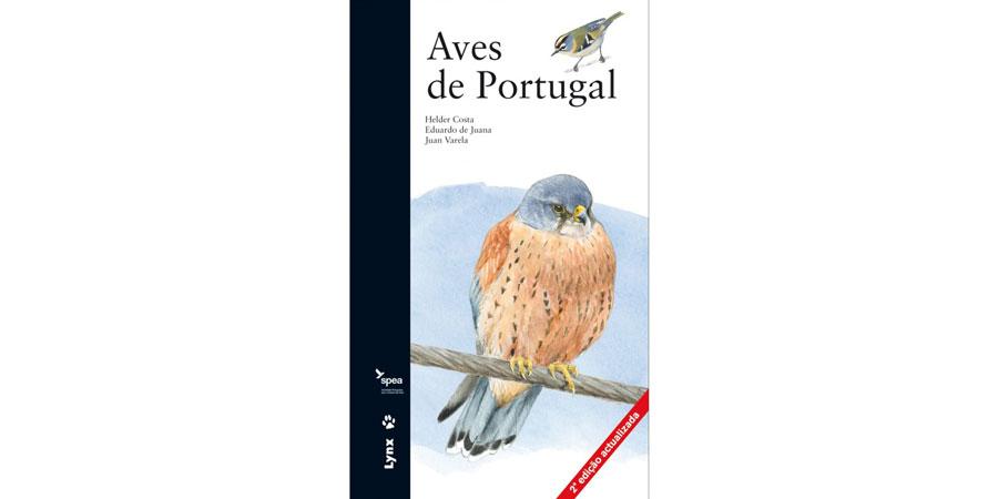 Guia Aves de Portugal - 2.ª Edição (2018)